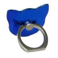 Exclusive OEM Ring Stand Cat – Μπλε (MA-S01B)