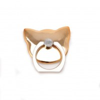 Exclusive OEM Ring Stand Cat – Χρυσό (MA-S03G)
