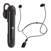 Borofone Bluetooth Headset BE10 - Μαύρο