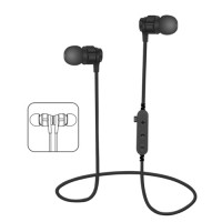 Deepbass In-Ear Bluetooth Headset Stereo MS-T8 – Μαύρο