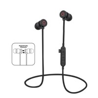 Deepbass In-Ear Bluetooth Headset Stereo MS-T9 – Μαύρο