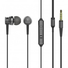 Baseus Headset Stereo In-Ear Were Lark – Μαύρο