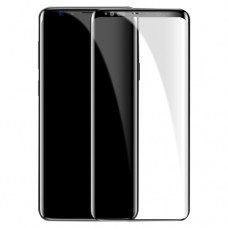 Baseus Fullcover 3D ARC Tempered Glass για Samsung Galaxy S9 – Μαύρο (SGSAS9-TM01)