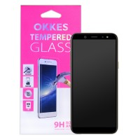 Okkes Tempered Glass 0.3mm για Samsung Galaxy A6 (2018)