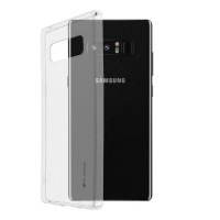 G-Case Cool Series Faceplate για Samsung Galaxy Note 8 – Διαφανές (Blister)