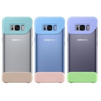 Original Samsung 2 Piece Cover EF-MG955KMEGWW για Samsung Galaxy S8 Plus (3-Pack)